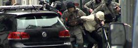 Fahndungserfolg in Belgien: Polizei nimmt Paris-Attentäter fest