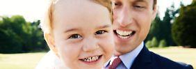 Promi-News des Tages: Kate verrät Georges Spitznamen für Queen Elizabeth