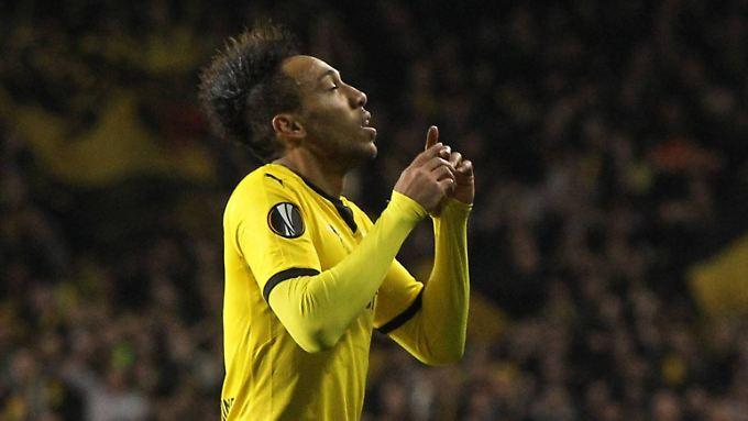 Wegen eines Trauerfalls in der Familie ist Pierre-Emerick Aubameyang derzeit nicht in Dortmund.