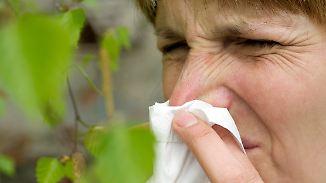 Start der Heuschnupfen-Saison: Diese Medikamente empfiehlt Stiftung Warentest