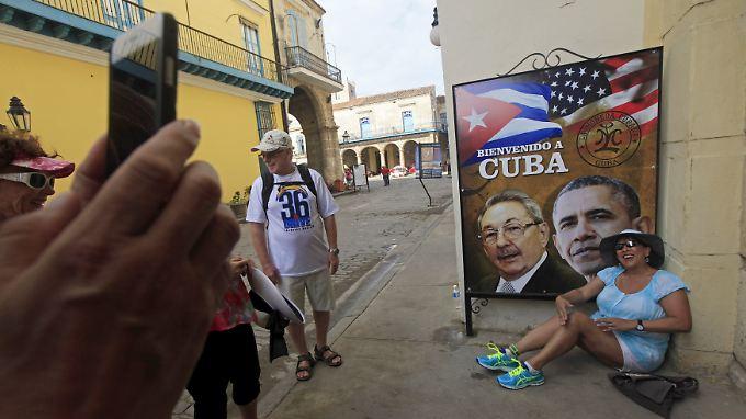 Historisches Ereignis: Obama reist zu Staatsbesuch nach Kuba
