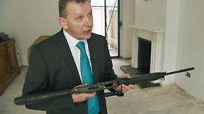 Kalaschnikow für 1000 bis 2000 Euro: So leicht kommen Terroristen an Schusswaffen
