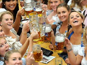 Bier her! Bier her! Deutscher Gerstensaft soll leckerer werden. Und daran will auch die Bundesregierung teilhaben.