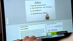 n-tv Ratgeber: Lernen 2.0: Nachhilfe im Internet