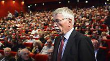 SPD-Mann verweist auf Warnungen: Sarrazin: Merkel hätte AfD stoppen können