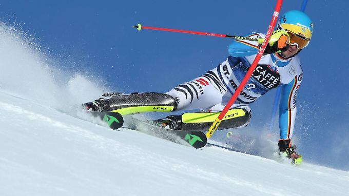 Bei Felix Neureuther und seinen alpinen Kollegen ist noch Luft nach oben.