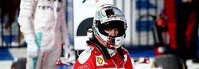 """""""Spielplatz für Mercedes geschlossen"""": Vettel macht mit Ferrari in der Formel 1 ernst"""