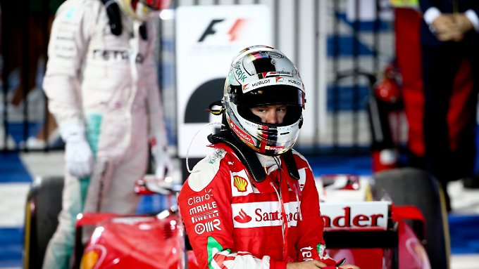 Sebastian Vettel könnte in dieser Saison zum ernsthaften Titelanwärter werden.