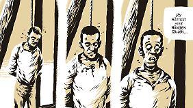 Die eigenen Taten holen den Mörder wieder ein und plagen das Gewissen mit Visionen.