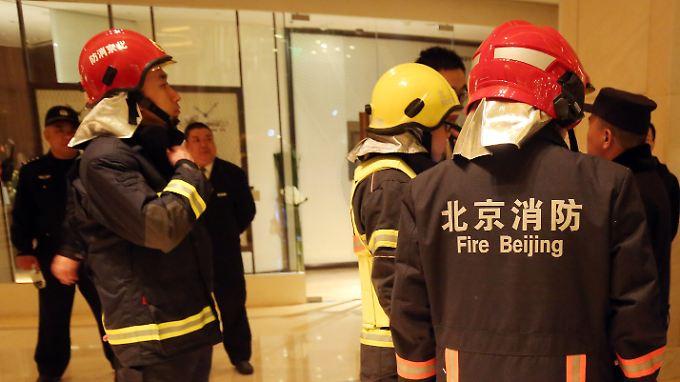 Die Feuerwehr hatte den Brand schnell gelöscht.