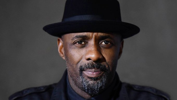 Wäre gern James Bond: Idris Elba.