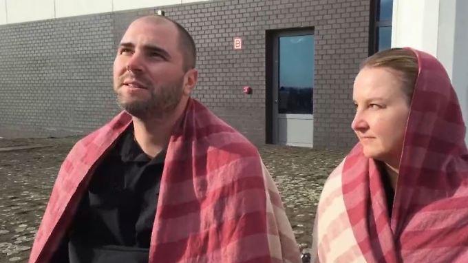 """Augenzeugen am Airport Brüssel: """"Wir dachten sofort, dass das ein Terroranschlag war"""""""