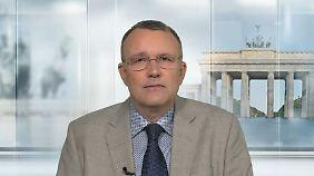 """Michael Lüders zu Anschlägen in Brüssel: """"Es gibt keinen absoluten Schutz vor dieser Form des Terrors"""""""