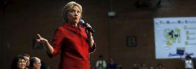 Hillary Clinton hat die Präsidentschaftskandidatur so gut wie sicher.