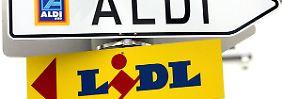 Umdenken bei Aldi, Lidl und Co.: Lohnsteigerung setzt Discounter unter Druck