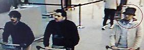 Der Mann mit heller Jacke und Hut: Dritter Airport-Attentäter gefasst