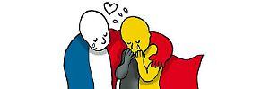 Trauer, Wut, Hilfsbereitschaft, ...: Reaktionen auf die Anschläge in den sozialen Netzwerken