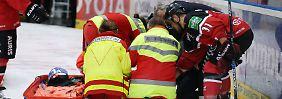 Böses Blut zwischen Köln und Berlin: Brutales Foul überschattet DEL-Playoffs