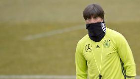 Bis zum 14. Mai entscheidet Joachim Löw, welche Spieler für die EM überhaupt infrage kommen.