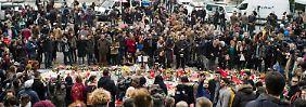 Auswärtiges Amt: Mehrere Deutsche werden Brüssel verletzt