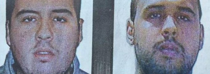 Ibrahim und Kalid El Bakraoui - Es ist nicht das erste Mal, dass islamistisch motivierte Anschläge von Brüdern begangen werden.
