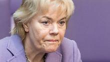 Parteiaustritt: Erika Steinbach verlässt die CDU