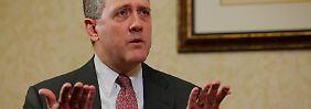 Wann steigt der US-Leitzins?: Bullard erwähnt den April