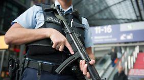 Keine 100-prozentige Sicherheit: In Deutschland wächst die Angst vor Anschlägen
