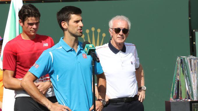 Novak Djokovic fühlt sich falsch verstanden.