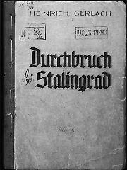 Gerlachs Original mit den russischen Archivzeichen.