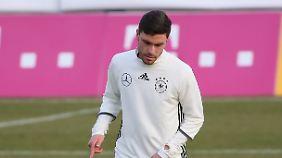 Kölns Jonas Hector hat sich im DFB-Team festgespielt.
