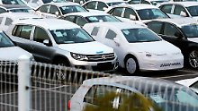 Rekord-Bußgeld in Südkorea: VW soll weitere Millionenstrafe zahlen
