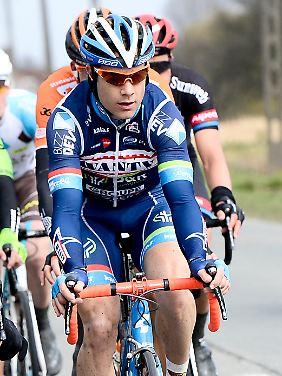 Antoine Demoitié wurde nur 25 Jahre alt.
