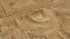 Antike Anlagen mit Sprengfallen bestückt: Wiederaufbau von Palmyra wird zur Mammutaufgabe