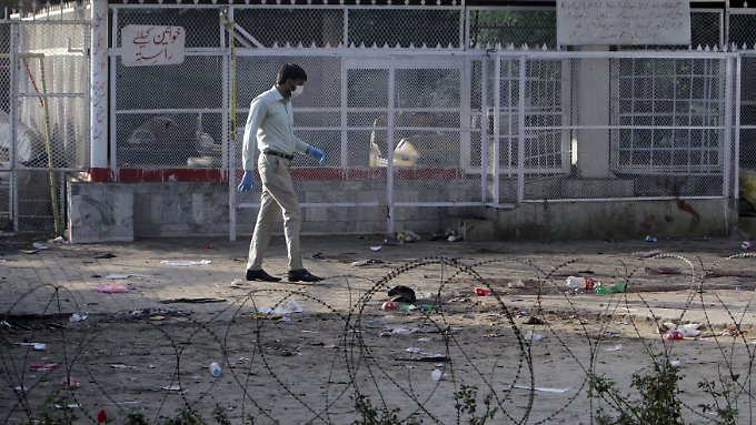 Blutiger Anschlag in Lahore: Warum sprengt sich ein Täter an einem Spielplatz in die Luft?