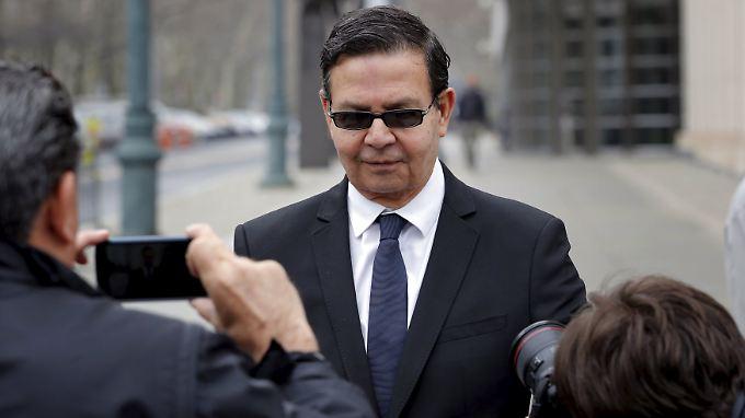 Dem ehemaligen Präsident von Honduras, Rafael Callejas, droht ein langer Aufenthalt im Gefängnis.