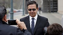 + Fußball, Transfers, Gerüchte +: Rafael Callejas gesteht Korruption