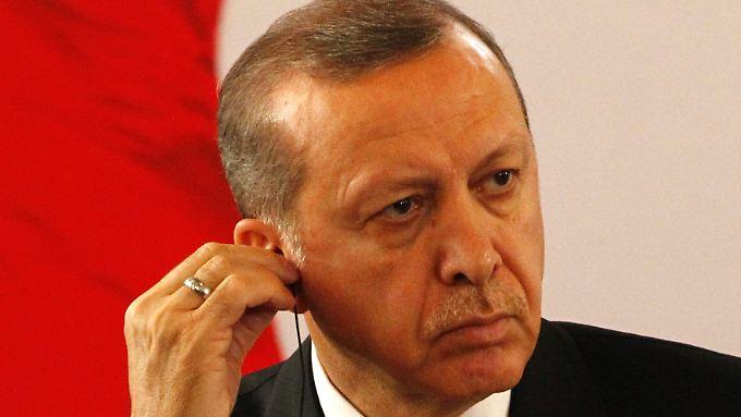Recep Tayyip Erdoğan bevorzugt das Original von Nena.