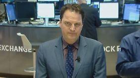 """Jens Korte von der Wall Street: """"Sieht nach bestem Monat seit Oktober aus"""""""