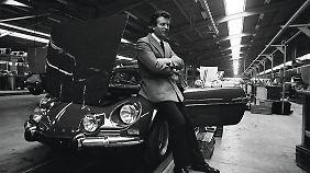 Jean Rédélé ist der Vater des Renault Alpine.