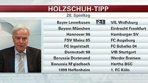 """Holzschuh tippt den Spieltag: """"Letzte Chance für die Gladbacher in der CL dabei zu sein"""""""