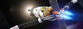 Ionen, Laser, Antimaterie: Das sind die schnellsten Raumschiffantriebe