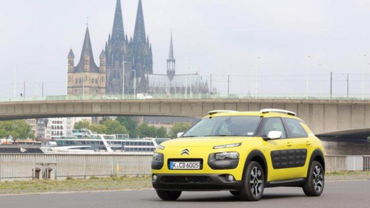 Kleinere Autos für größere Fahrer