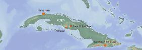 Schwerer Unfall auf der Fahrt nach Trinidad: Das Auswärtige Amt bemüht sich um Aufklärung.