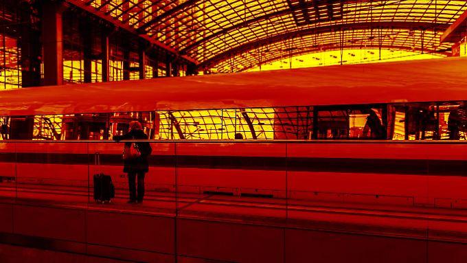 Mit dem Zug bewegt man sich innerhalb Europas schneller und günstiger, als mancher denkt.