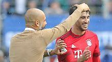 Martinez-Rückkehr gegen Benfica: Der Wadlbeißer macht Guardiola glücklich