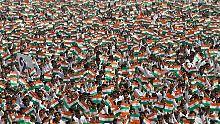 Gigantische Hightech-Volkszählung: Indien scannt eine Milliarde Menschen ein