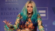"""""""Für meine Freiheit sollte ich lügen"""": Kesha beharrt auf Vergewaltigung"""