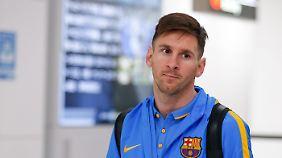 """Messi bestreitet Vorwürfe: """"Panama Papers"""" belasten Politiker und Prominenz aus aller Welt"""