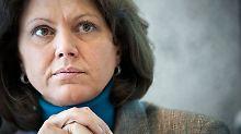 Ministerin Aigner setzt ein Urteil des Europäischen Gerichtshofes um - und das gerne.